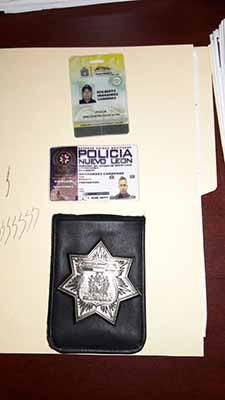 "Atrapan a Policía ""Halcón"""
