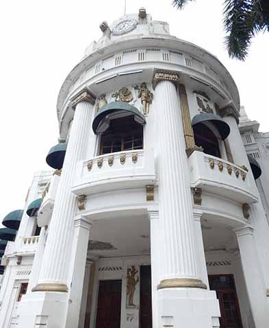 Abandona INAH la Restauración del Antiguo Palacio Municipal