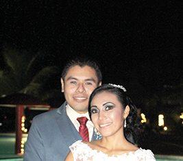 Jaime Galindo, Viridiana Cocio.