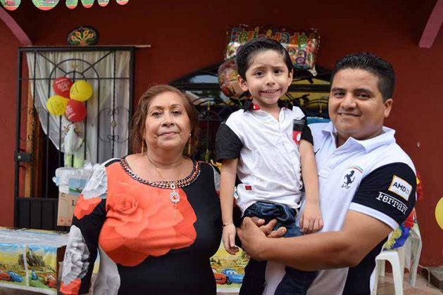 Familia Gamboa Martínez.
