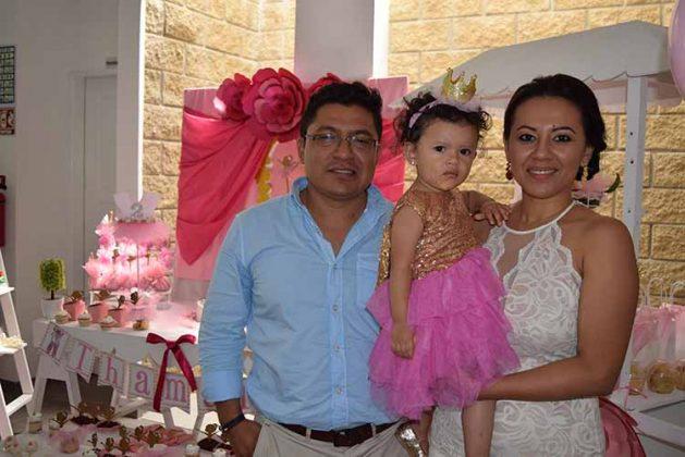Familia Altuzar Gallardo.
