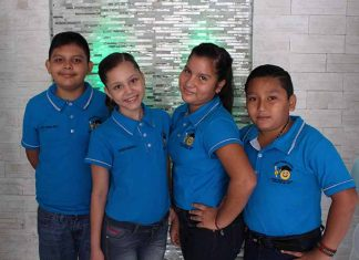 Josué Huerta, Christa Mandujano, Judith Hernández, José Maldonado.