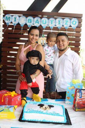 Familia Morales Reay.
