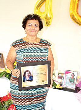 Martha Escobar.