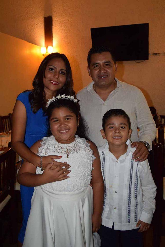 Familia Álvarez Hernández.