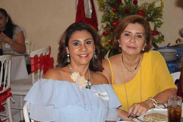 Martha Salazar, Maggy Espino.