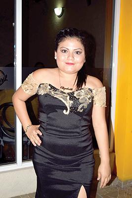 Elizabeth Gerardo.