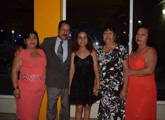 Lesvia Hernández, Romeo, Yajayra, Guadalupe Cruz, Faustina Hernández.