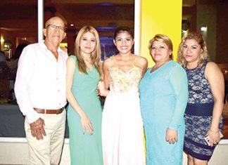 Familia Rodríguez Villalta.
