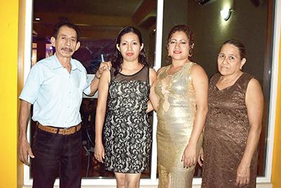 Familia Pérez López.