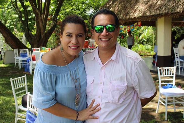 Karen Argüello, Michael Niño.