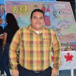 Andrés Pantoja Monterrosa, licenciado en enseñanza del inglés.