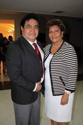 José Alonso, María Rosales.
