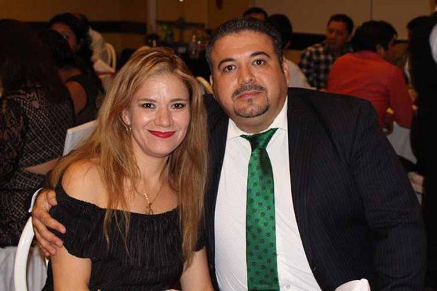 Erika Ruiz, Julio Zebadúa.
