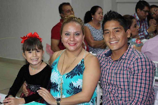 Familia Monterrosa Núñez.