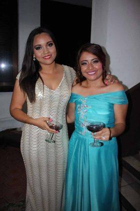 Mayle Campos, Sucely Aranjo.