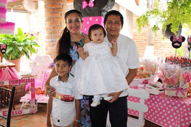 Jaime Osorio, Esther Murillo, Elissa, Jaime Osorio.