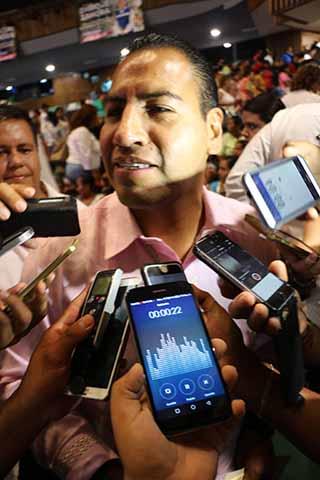 La Libertad de Expresión Está Garantizada en Chiapas: ERA