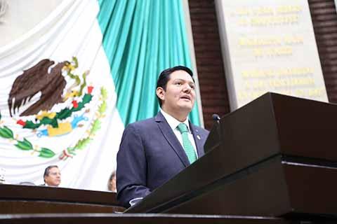 Solicita el Diputado Enrique Zamora Morlet Redoblar la Seguridad en Tapachula