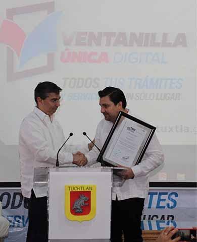 Lanzan Ventanilla Única Digital Para Agilizar Trámites Oficiales en T.G