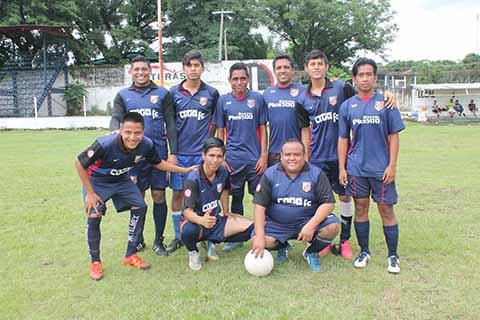 Coga FC Derrota a Huargos