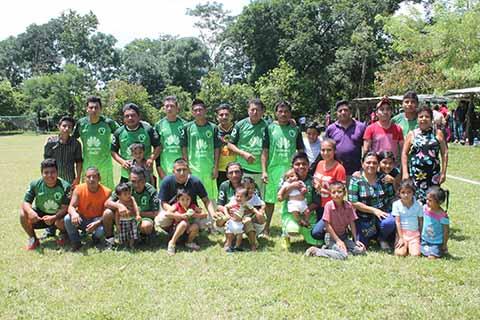 Deportivo Carmelita, Campeón