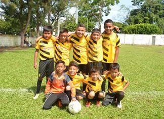 Mapaches FC Supera a Tigres