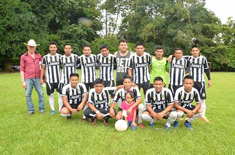 Deportivo km 6 Vence a Pachuca