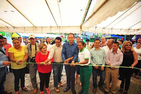 Inaugura Enrique Álvarez 2do. Festival de Aves en Cacahoatán