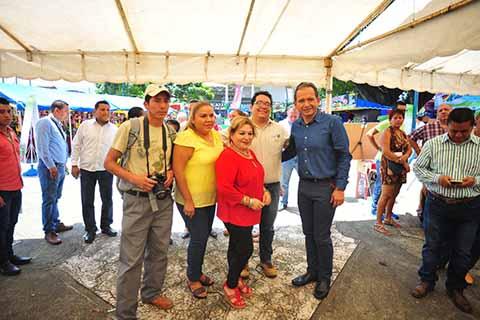 Un Éxito la Feria Cacahoatán 2017