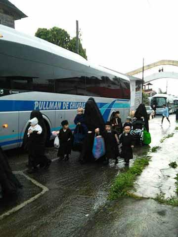 Judíos Ortodoxos Retornarán a UniónJuárez Bajo Conducto de Asilo Político