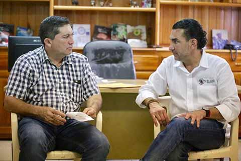 Urge Frenar el Tráfico y la Importación de Ganado en Chiapas: Luis Armando Melgar