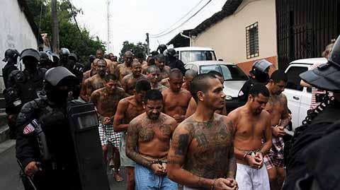 Varios miembros de la MS-13 y Barrio 18 han sido detenidos en los últimos días por el grupo antipandillas, principalmente en los municipios de Suchiate, Tapachula y Huixtla.