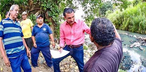 Sin Agua Limpia se nos Acaba el Chiapas Productivo: Senador Melgar