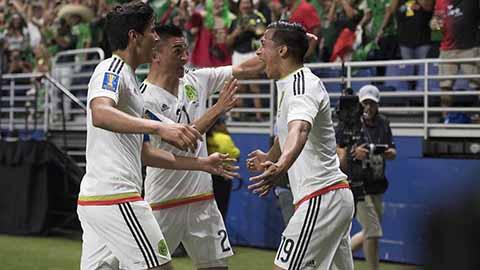 México 2-0 Curazao