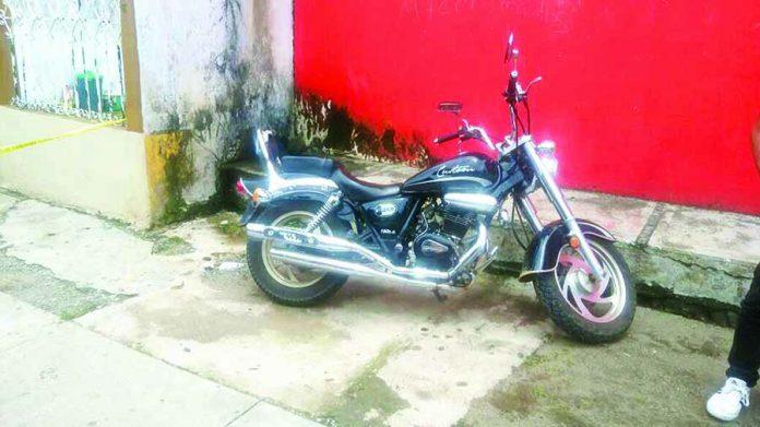 "Cae ""El Porky"" por Robo de Motocicleta"