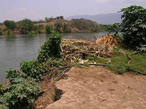 Sanciones Económicas a Quienes Tiren Basura en el Margen del Río Grijalva