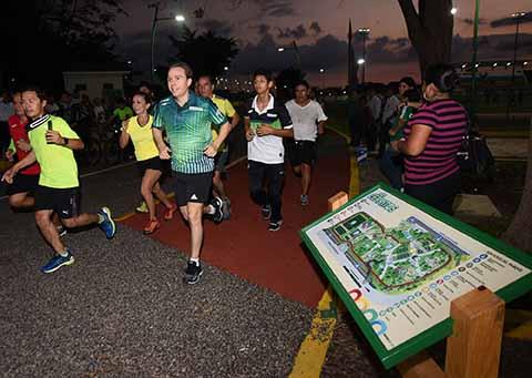 Reitera MVC Activación Física Como Estrategia Para Atacar las Adicciones