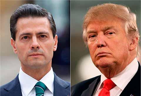 Peña Nieto y Donald Trump seReúnen en la Cumbre del G20