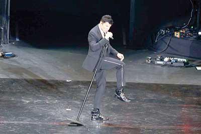 Prende Ricky Martin el Auditorio Nacional