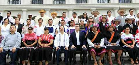Poder Judicial Capacita a Jueces Indígenas Para Combatir la Violencia