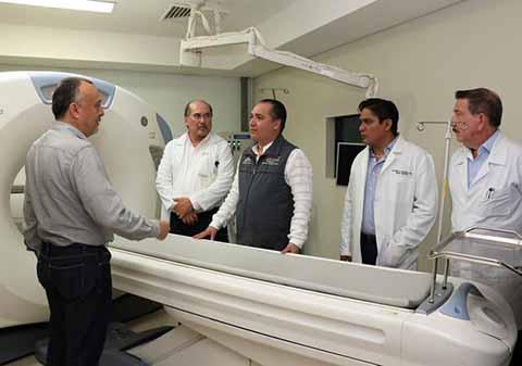Secretario de Salud Supervisa Equipamiento de Alta Tecnología en Hospital General de Tapachula