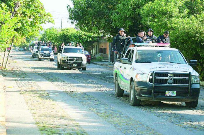 Movilización Policiaca Causa Presunto Secuestro