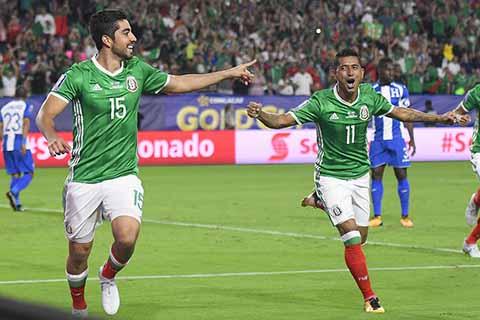 México a Semifinales Derrota 1-0 a Honduras