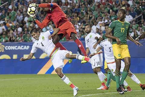 Para Pura Vergüenza La Selección Mexicana