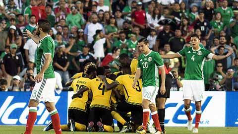 ¡Para llorar este equipo! El TRI fue eliminado de la Copa Oro 2017 al caer en Semifinales 1-0 contra Jamaica.