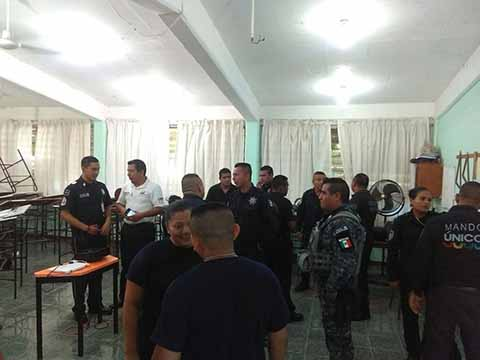 Gendarmería Impartea Policías Municipales