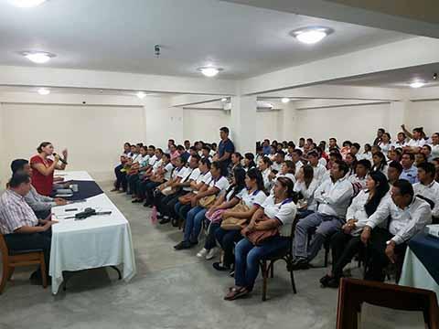 Participa Orantes López en Conferencia de la Universidad Filadelfia de México