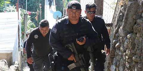 Refuerzan Operativos Antipandillas en la Región