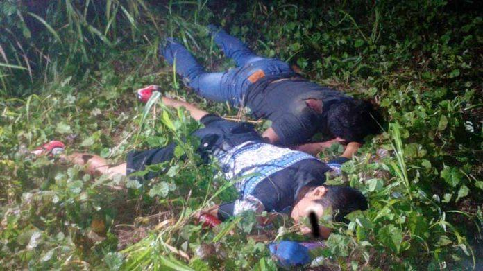 """Eran """"Barrio 18"""" dos Presuntos Asaltantes Asesinados"""